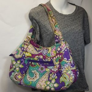 Vera Bradley Shoulder Purse Bag